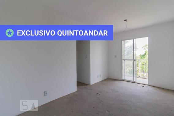 Apartamento No 3º Andar Com 3 Dormitórios E 1 Garagem - Id: 892984657 - 284657