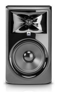 Caixa Jbl 308p Mkii Monitor De Estúdio Bidirecional De 8 Pol