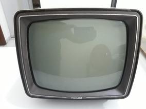 Tv Philco De Luxe 12 Electronic Soft Selector No Estado