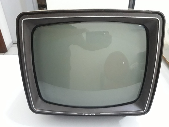 Tv Philco De Luxe 12 Electronic Soft Selector No Estado