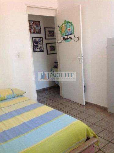 Apartamento A Venda, Manaira - 21794