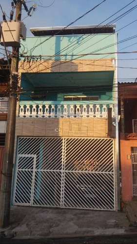 Casa Com 2 Dormitórios À Venda, 250 M² Por R$ 400.000,00 - Jardim Santo Amaro - Sorocaba/sp - Ca2263
