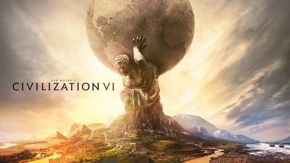 Sid Meiers Civilization 6 (civ 6) Pc Digital Envio Imediato