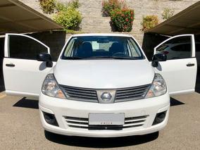 Vendo Nissan Tiida, Full Con Aire, Bluetooth, Poco Uso