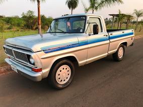 Ford F1000a F1000 F-1000a F100 Alcool Troca Dodge Maverick
