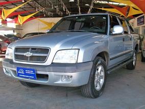 Chevrolet Gm S10 Advantage 2.4 Prata 2006