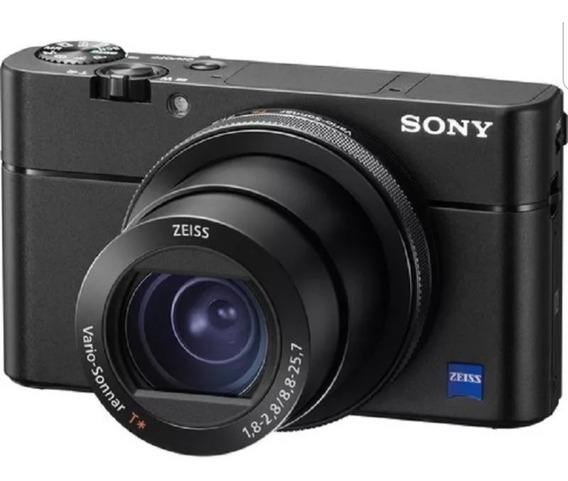 Sony Cybershot Rx100 V + 3 Baterias Originais + Carregador