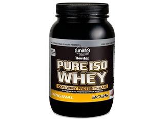 Pure Isowhey 900g 100% Whey Protein Isolado Unilife Chocolat