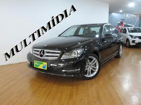 Mercedes-benz C200 1.8 Cgi Avantgarde Aut Top 79.100 Kms