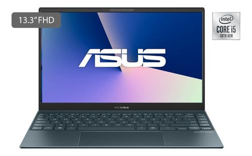 Imagen 1 de 6 de Portatil Asus Zenbook Ux325ja 13.3 Fhd Core I5 8gb 256ssd