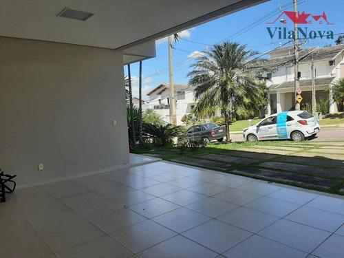 Casa Com 4 Dormitórios À Venda, 320 M² Por R$ 1.800.000,00 - Jardim Portal Dos Ipês - Indaiatuba/sp - Ca1891