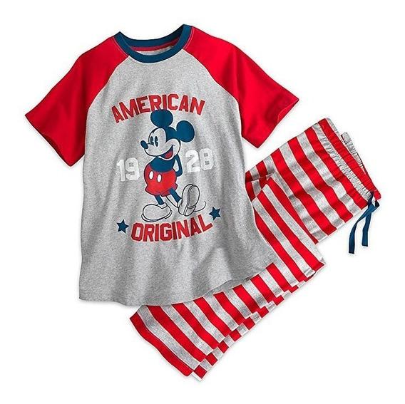 Pijama Disney Store Original Mickey Mouse Tam M