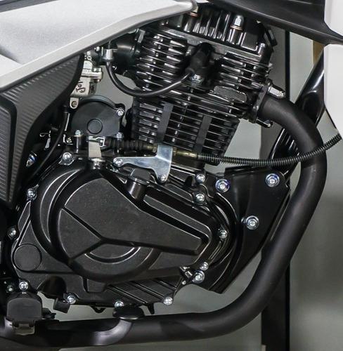 Gilera Vc 200cc Naked - Motozuni Tigre