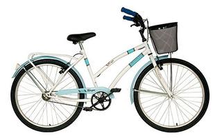 Bicicleta Fiorenza Tempo Rodado 26 Paseo Dama - Envios!