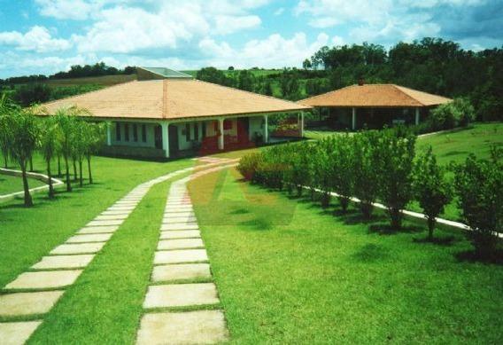 02002 - Chacara, Araçoiaba Da Serra - Interior/sp - 2002