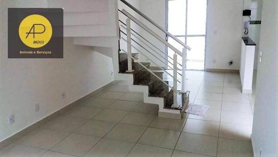 Sobrado Residencial Para Venda E Locação, Vila Cintra, Mogi Das Cruzes. - So0091