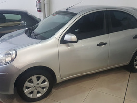 Nissan March 1.6 Sense At 2012 U$s 11900 Financia Permuta