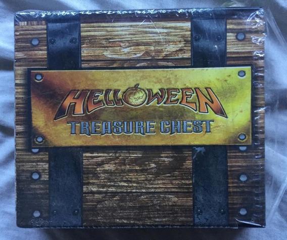 Helloween Treasure Chest Box Set [cds+ Poster]