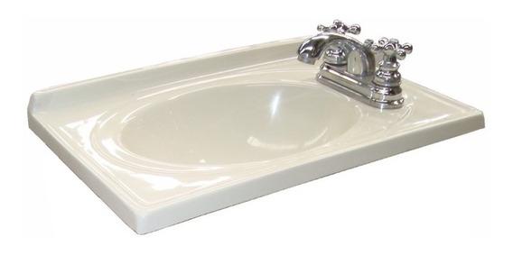 Lavabo Mod Aquario 50x32cm Marmol Procesado Lucas Malone