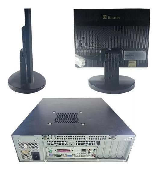 Computador Completo Core 2 Duo* Promoção* (recondicionado)