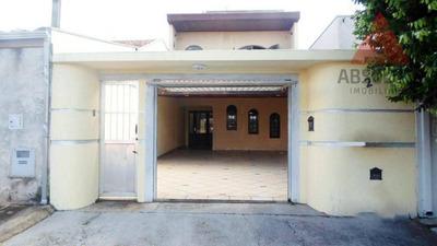 Casa Com 3 Dormitórios Para Alugar, 150 M² Por R$ 1.500/mês - Parque Residencial Jaguari - Americana/sp - Ca2393