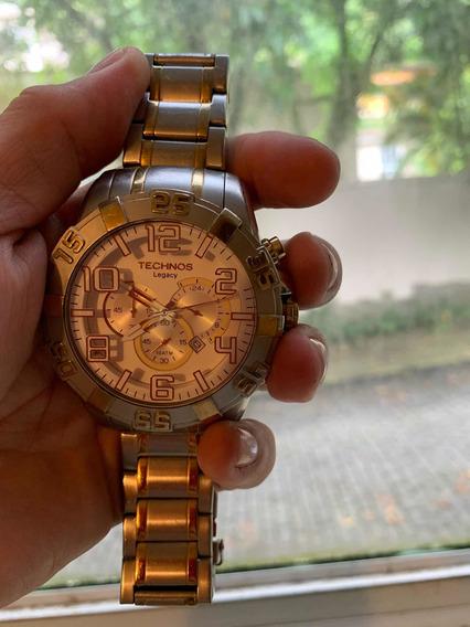 Vendo Relógio Technos Legay, Modelo Os20ir/5b...52mm.