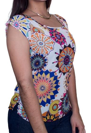 Blusas Damas Moda 2019 Mgo Promoción
