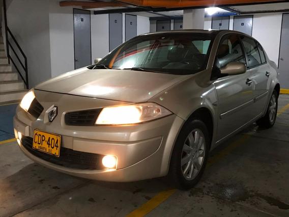 Renault Megane 2 Sedan Odeon Full Equipo