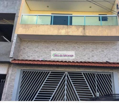 Imagem 1 de 29 de Sobrado Com 3 Dormitórios À Venda, 150 M²  - Jardim Botucatu - São Paulo/sp - So1176