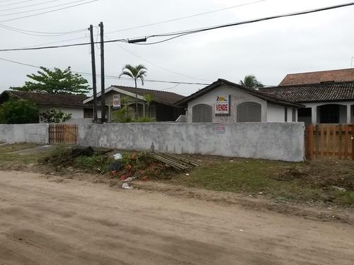 Imagem 1 de 15 de Terreno À Venda Com 300m² Por R$ 300.000,00 No Bairro Balneário Ipanema - Pontal Do Paraná / Pr - Te-077