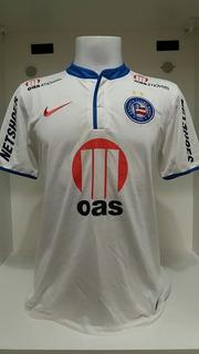 Camisa Futebol Nike Bahia Preparada Jogo Fahel