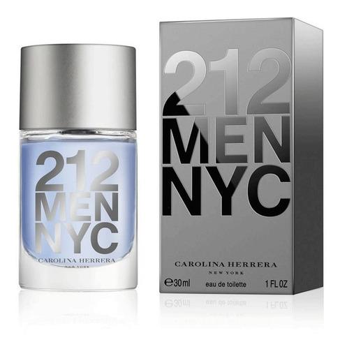 Carolina Herrera 212 Edt 30ml Hombre / Lodoro Perfumes