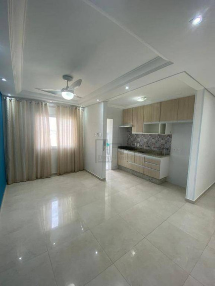 Apartamento Com 2 Dormitórios, 64 M² - Venda Por R$ 200.000,00 Ou Aluguel Por R$ 1.200,00/mês - Eden - Sorocaba/sp - Ap1752