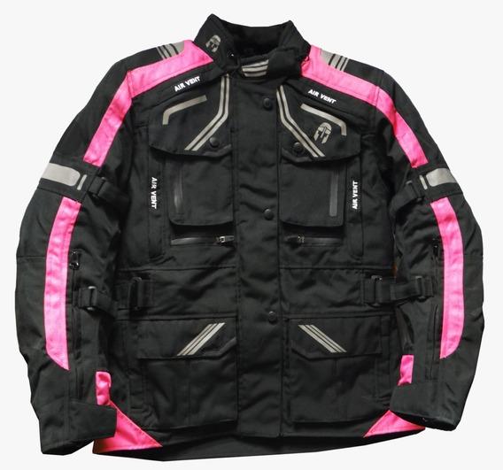 Chamarra Immortale Adventurer Pink Rider One
