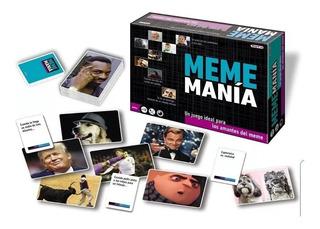 Meme Manía Juego De Mesa Crea El Mejor Meme ! Orig. Toyco
