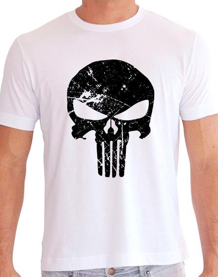 Camisa - Justiceiro Punisher