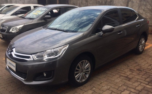 Citroen C4 Lounge 1.6 Thp Flex Origine Bva