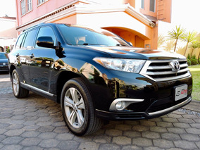 Toyota Highlander Sport Premium 2012 Factura Agencia