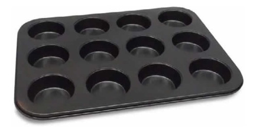 Molde Para 12 Muffins Cupcakes Cocina Oferta Mf Shop
