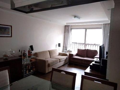 Apartamento 3 Dormitórios No Jaguaré, 80m² - 326-im352188