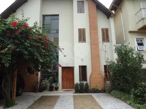 Imagem 1 de 30 de Casa Em Condomínio Alto Da Boa Vista - Reo121606