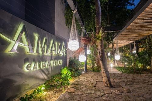 Amaka Tulum - Departamentos