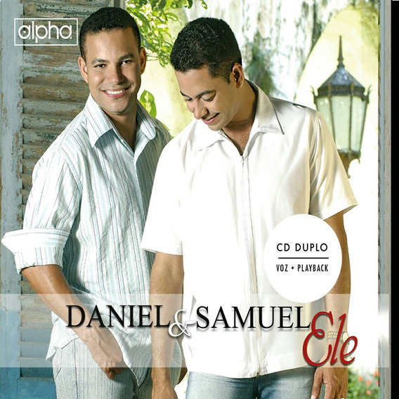 Cd Daniel E Samuel - Ele - Cd+pb Duplo