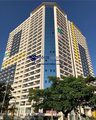 Imagem 1 de 15 de Vendo Sala Comercial 33 M² Cond. Via Alameda- Guarulhos - Sala Comercial A Venda No Bairro Centro - Guarulhos, Sp - Sc01033