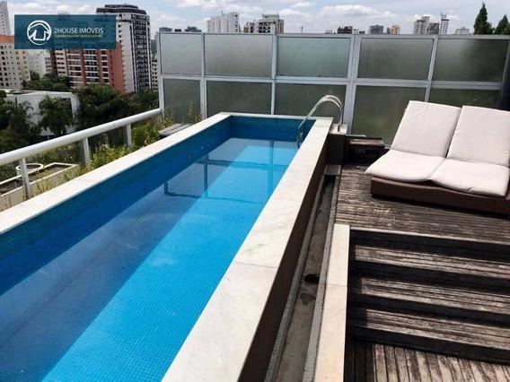 Casa Com 3 Dormitórios À Venda, 511 M² Por R$ 2.900.000,00 - Real Parque - São Paulo/sp - Ca2733