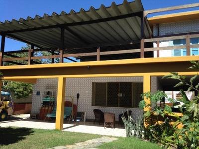 Casa Em Itaipu, Niterói/rj De 400m² 5 Quartos À Venda Por R$ 650.000,00 Ou Para Locação R$ 3.000,00/mes - Ca243360