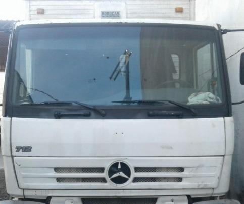 Imagem 1 de 1 de Mb 715, No Chassis, Branco Em Ótimo Estado.