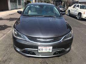 Chrysler 200c Advance 3.6 2015 Socio Anca