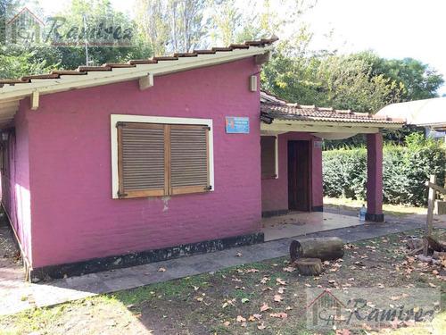 Imagen 1 de 12 de Casa Quinta En Venta 4 Ambientes - La Reja, Moreno - (ref. 2197)
