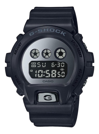 Relógio Casio G-shock Dw-6900mma-1dr Original Nf Garantia
